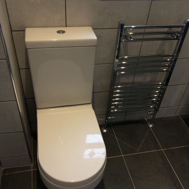 Toilet Fitters Fife