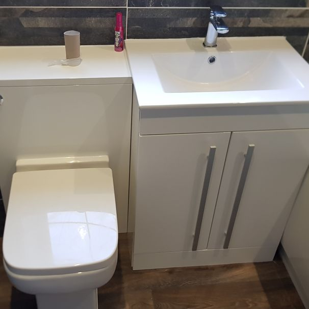 Fitted Bathroom Furniture Fife